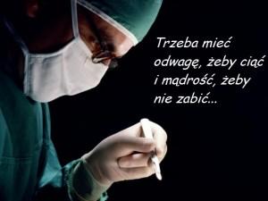 2 - skalpel chirurgiczny