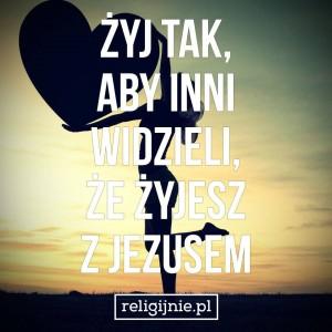 4 - być z Jezusem