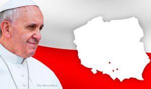 1 - pp. Franciszek w Polsce