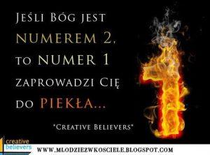 2 - Bog na pierwszym miejscu